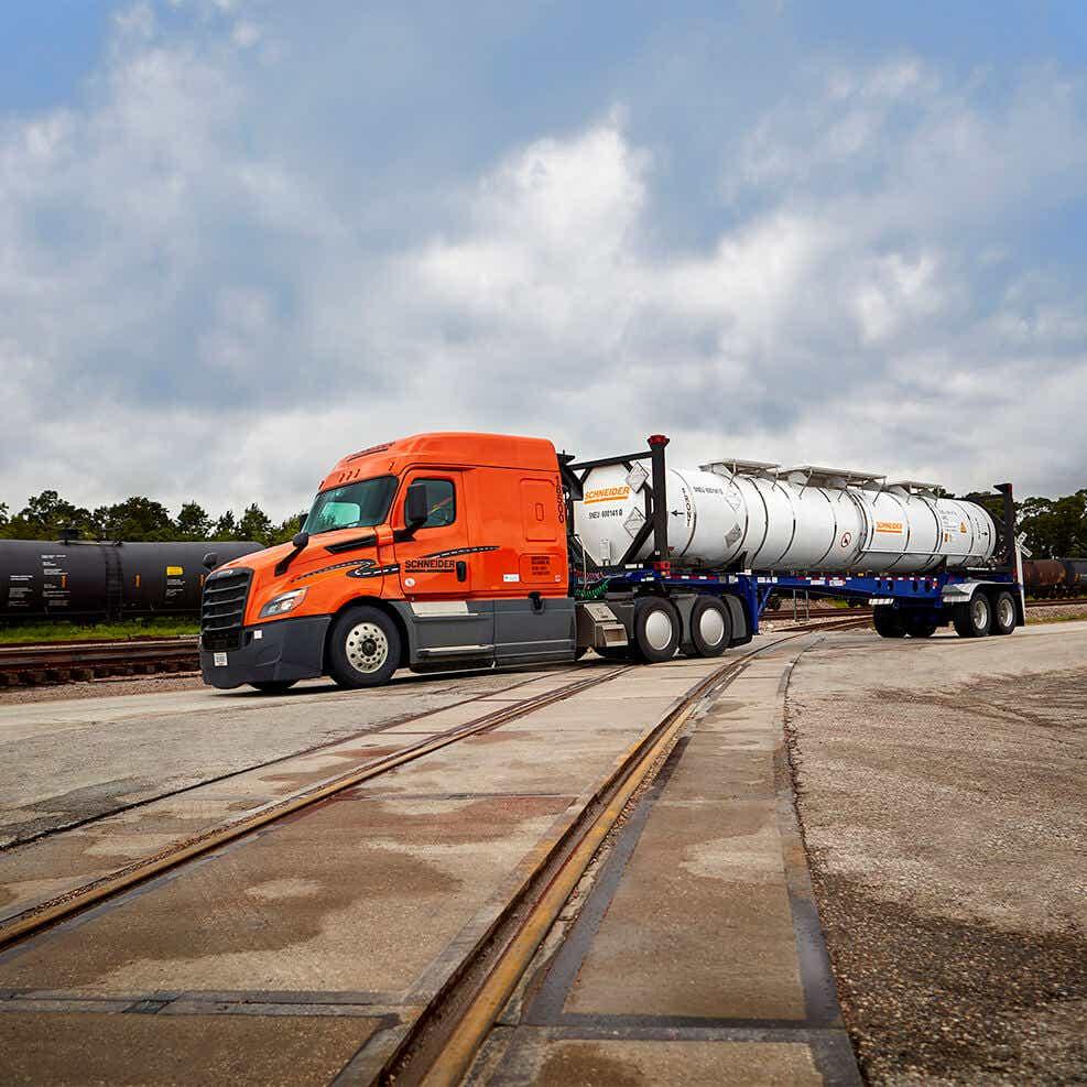 Bulk Express intermodal image