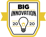 Big Innovation 2020 award icon