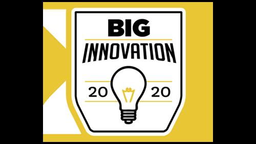 Big Innovation 2020 award icon