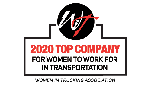 2020 Women in Trucking Association Top Company for Women to Work in Transportation Award icon