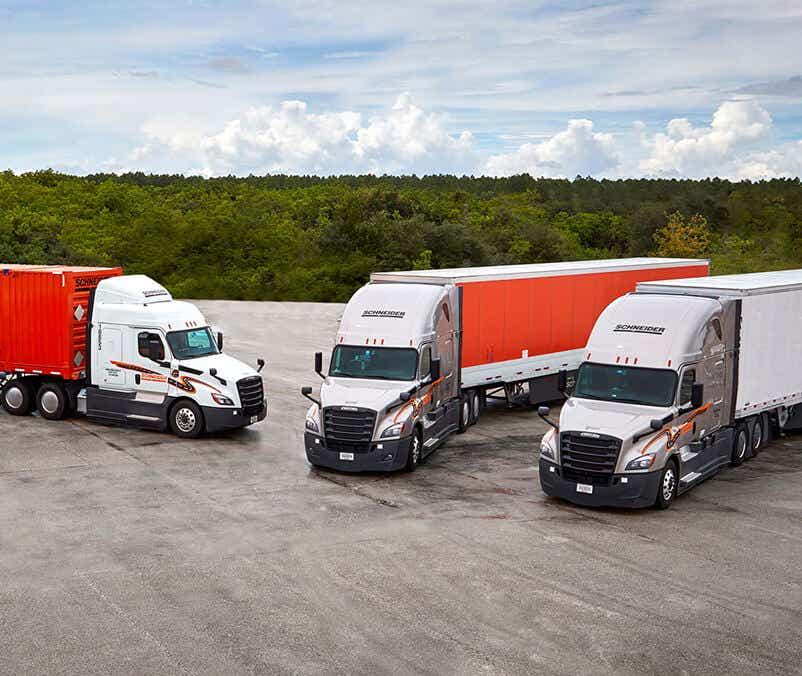 multi modal shipping services