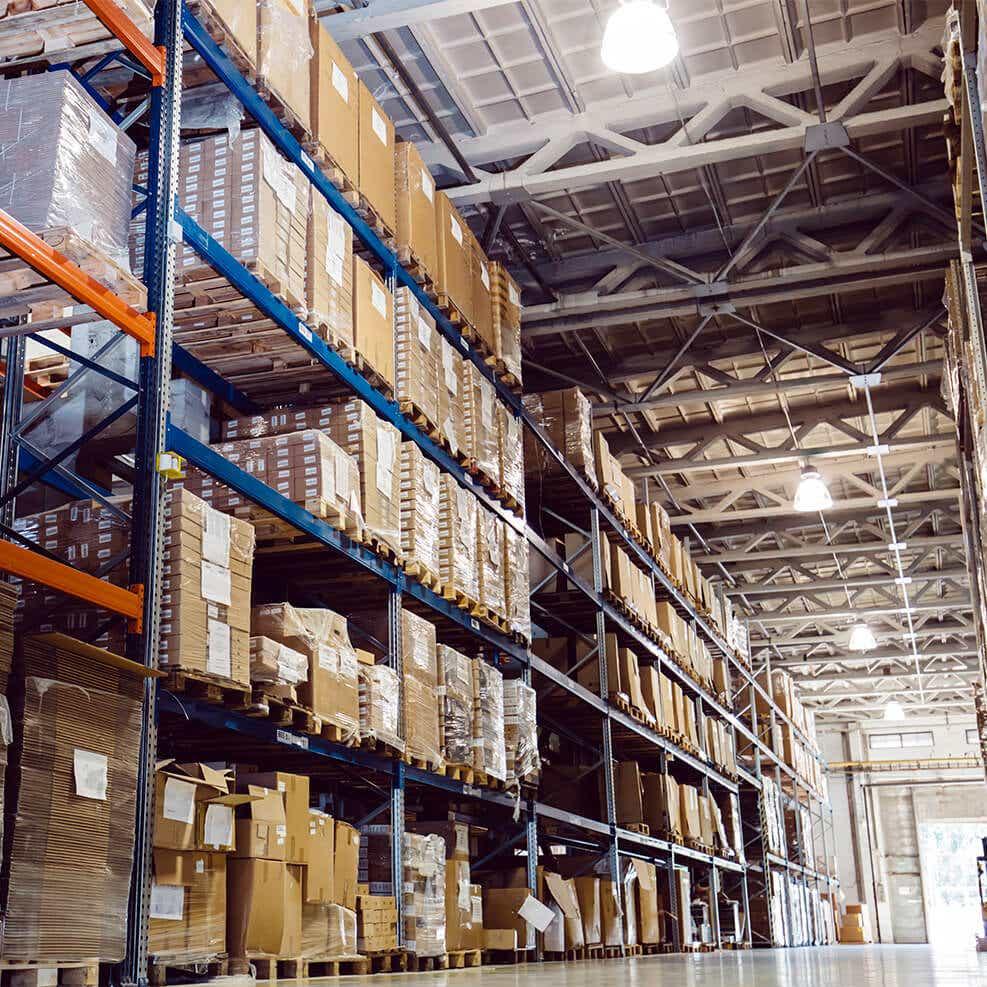Schneider warehouse solutions