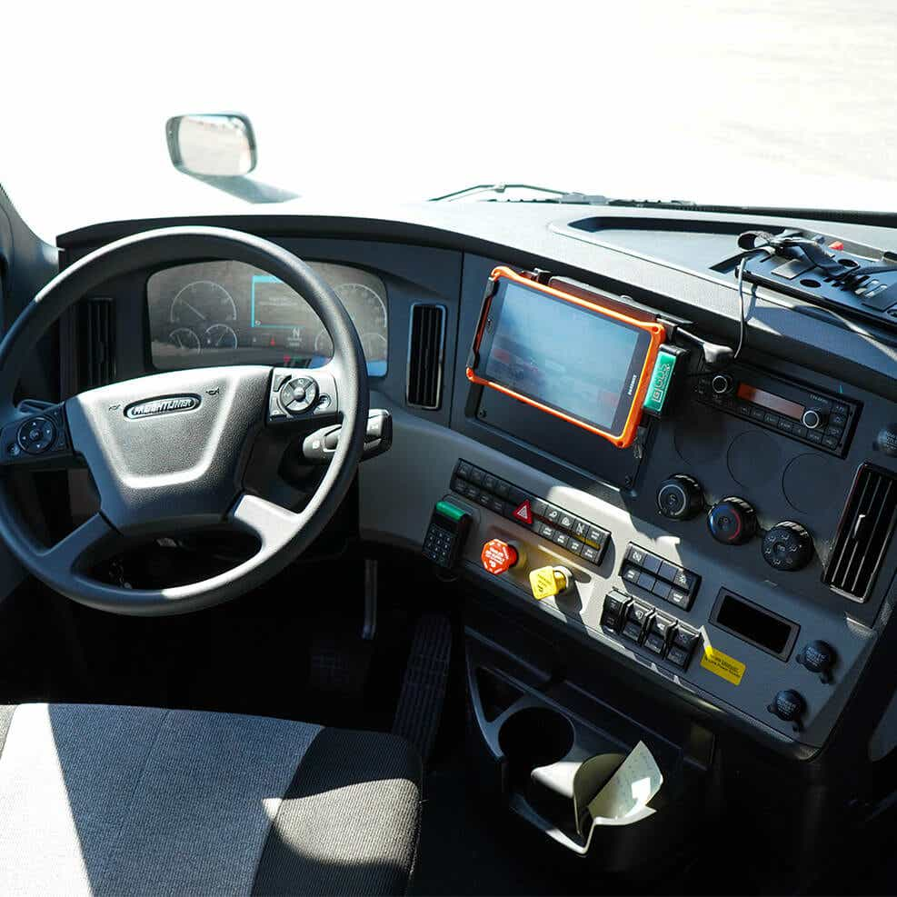 in-cab dashboard image