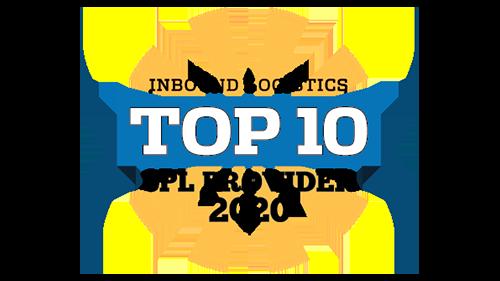 2020 inbound logistics top 10 3PL provider
