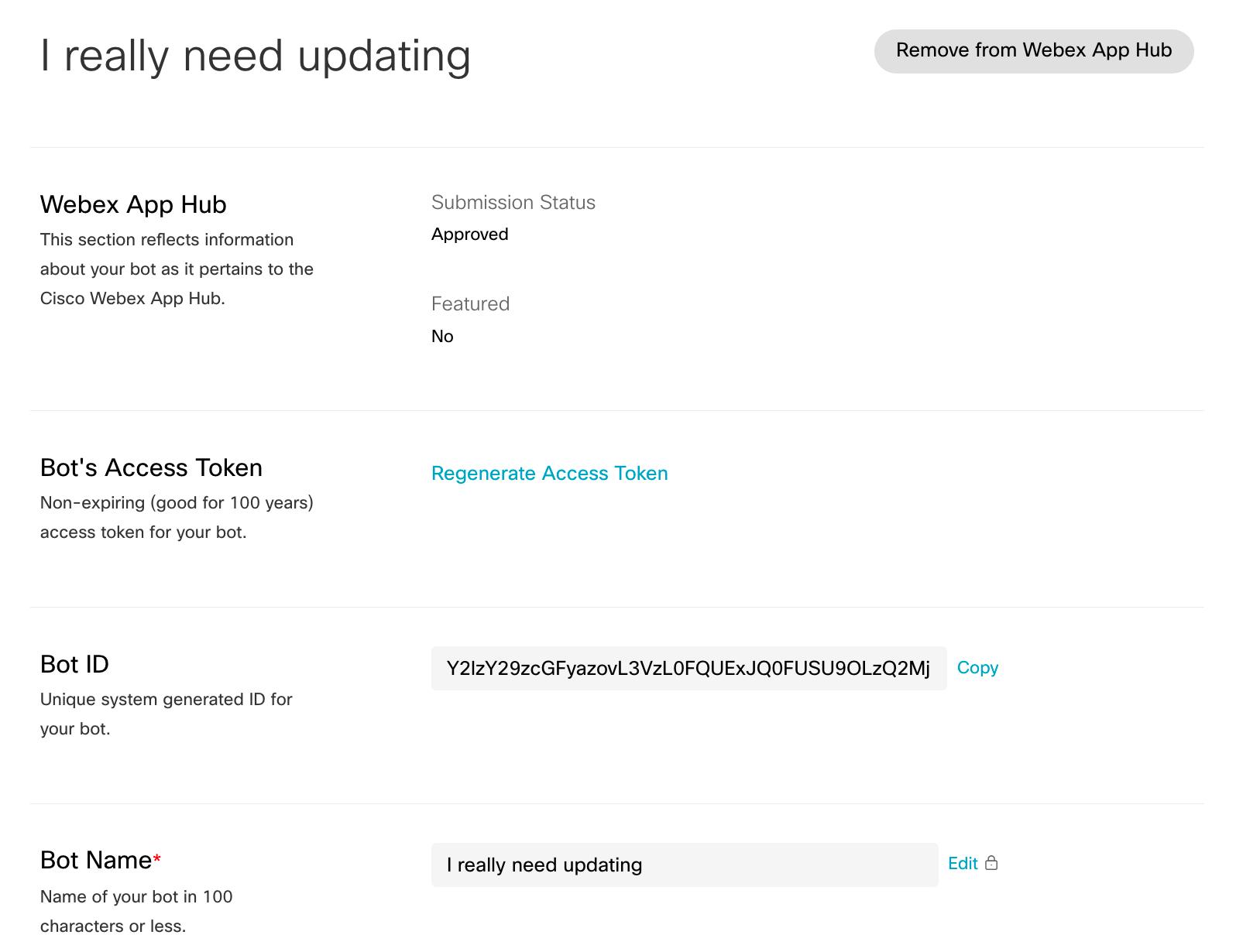 App Hub Update Tool
