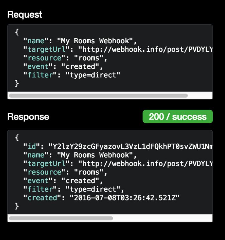 request response 2