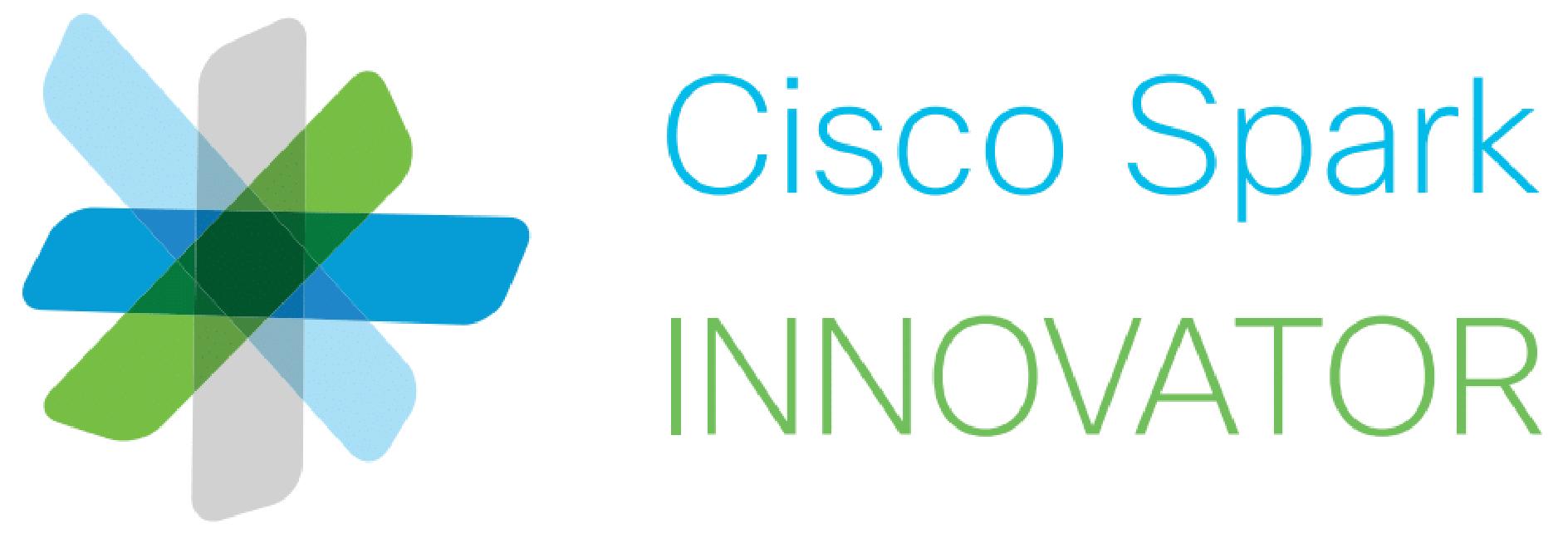 Cisco Spark Innovator