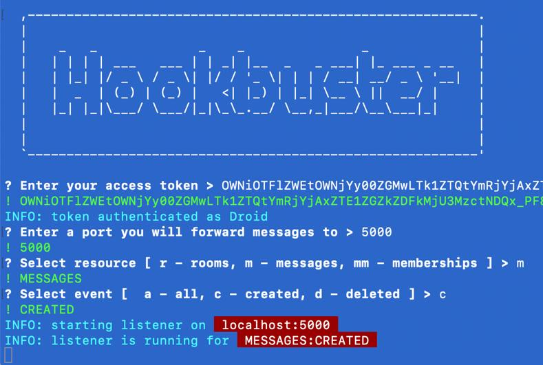 Hookbuster example