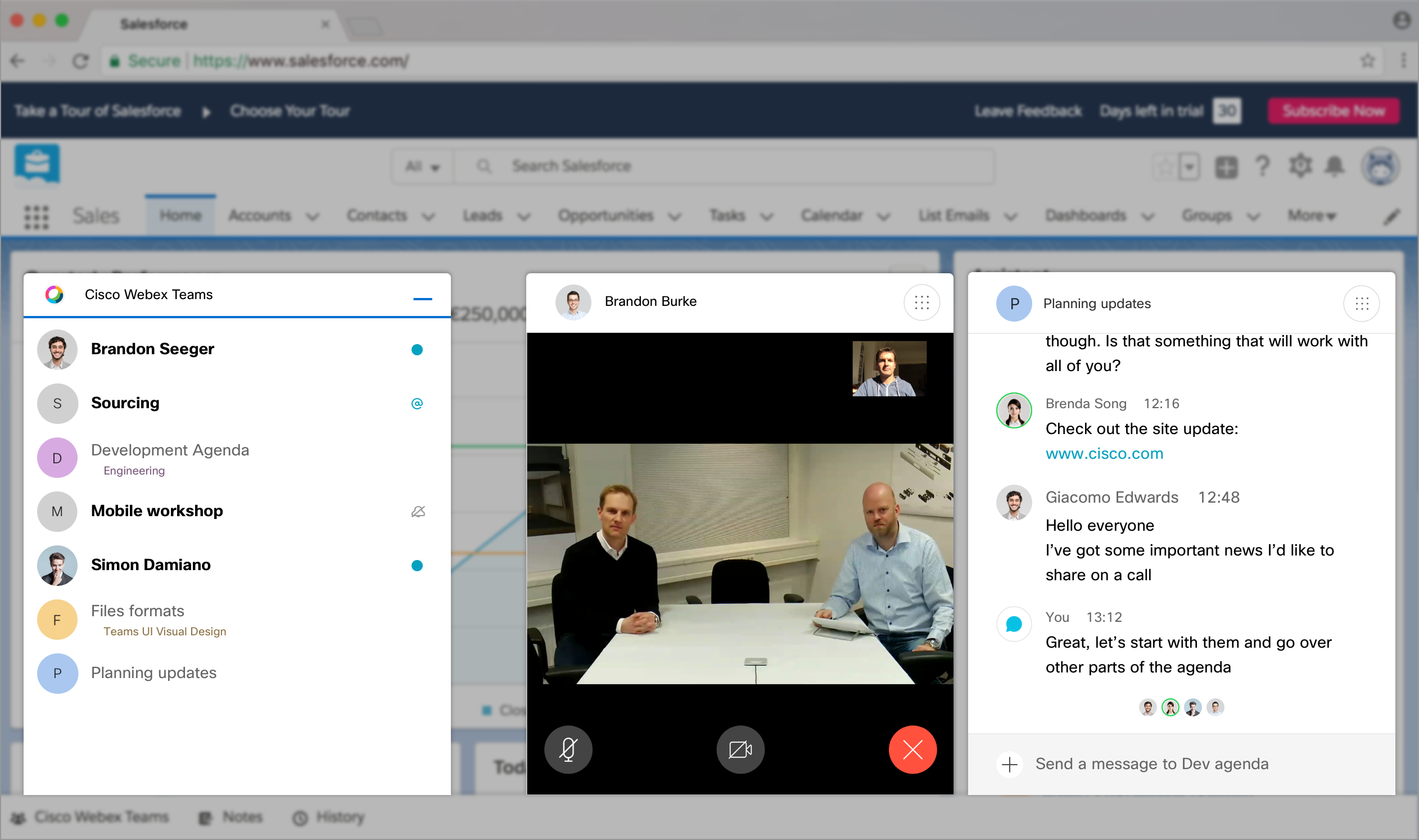 Overview - Widgets | Cisco Webex for Developers