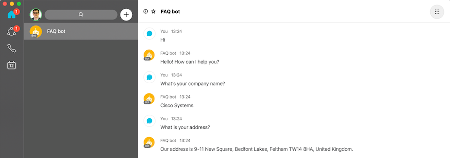 Creating a FAQ Bot in zero lines of code with Dialogflow and