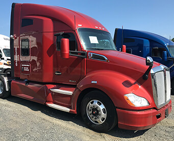 2018 Premium Kenworth T680 leasing