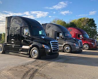2021 Premium Freightliner Cascadia Leasing