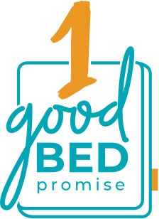 1 good bed promise logo