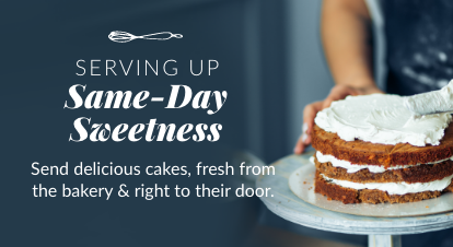 Same-Day Sweetness
