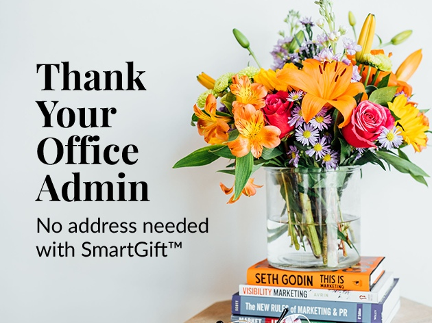 Administrative Professionals Week (4/19 - 4/23)