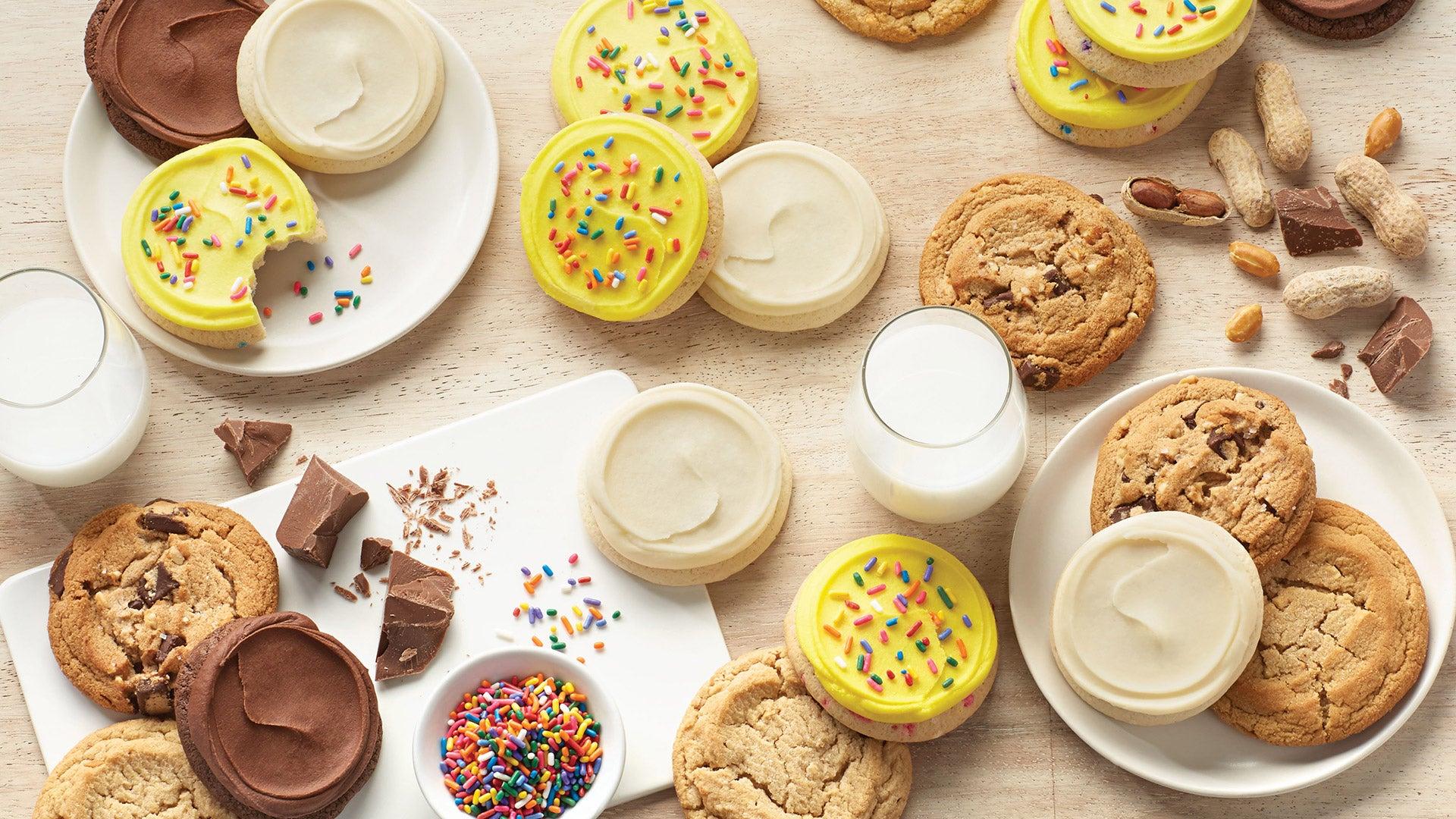 Sprinkles Cookies
