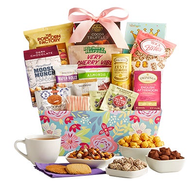 Birthday Gift Baskets & Gourmet Food