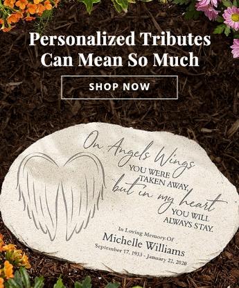 Personalized tribute