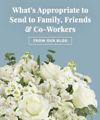 What's Appropriate to Sent to Family, Friends & Co-Workers