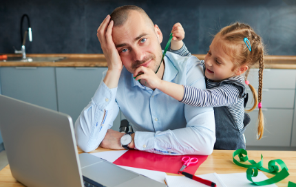 How Fatherhood Changes The Brain
