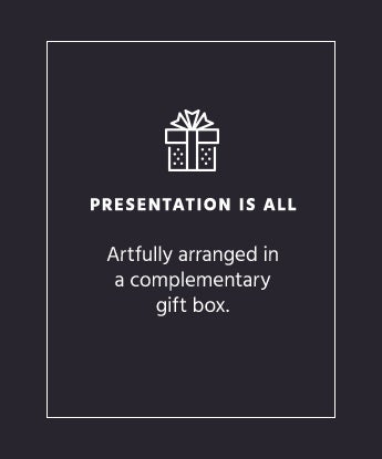 Presentation is All