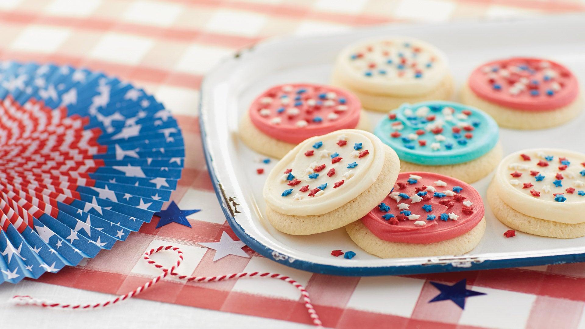 Patriotic Cookies 2