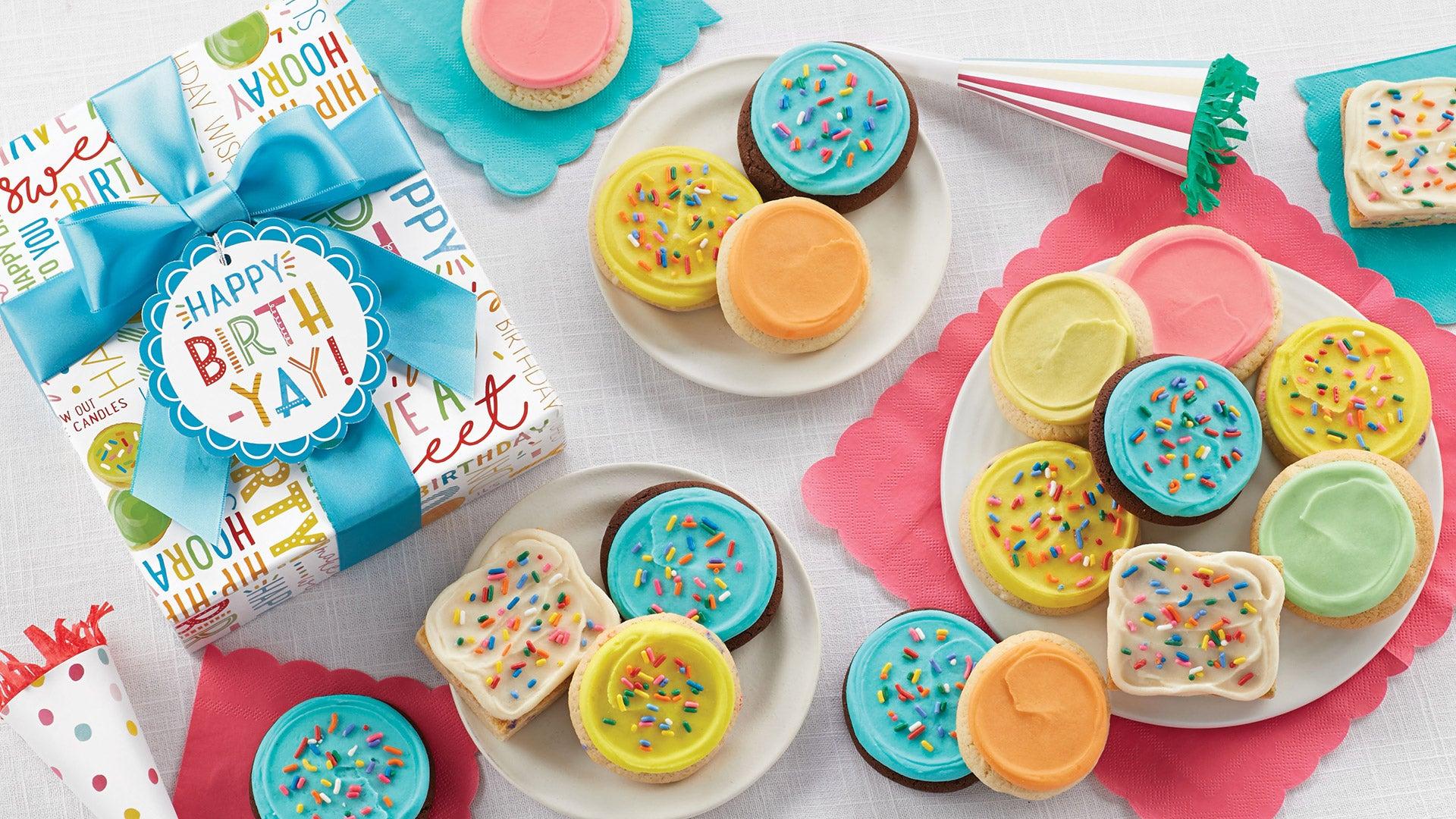 Birthday Cookies 2