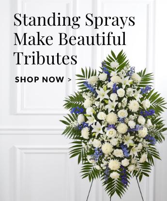 Standing Funeral Sprays
