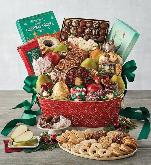 Fruit & Gourmet Gifts