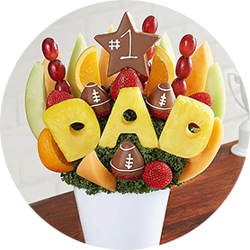 Father's Day Fruit Bouquets
