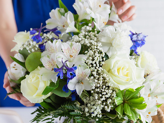 Sympathy Flowers & Gifts for the Service & Home