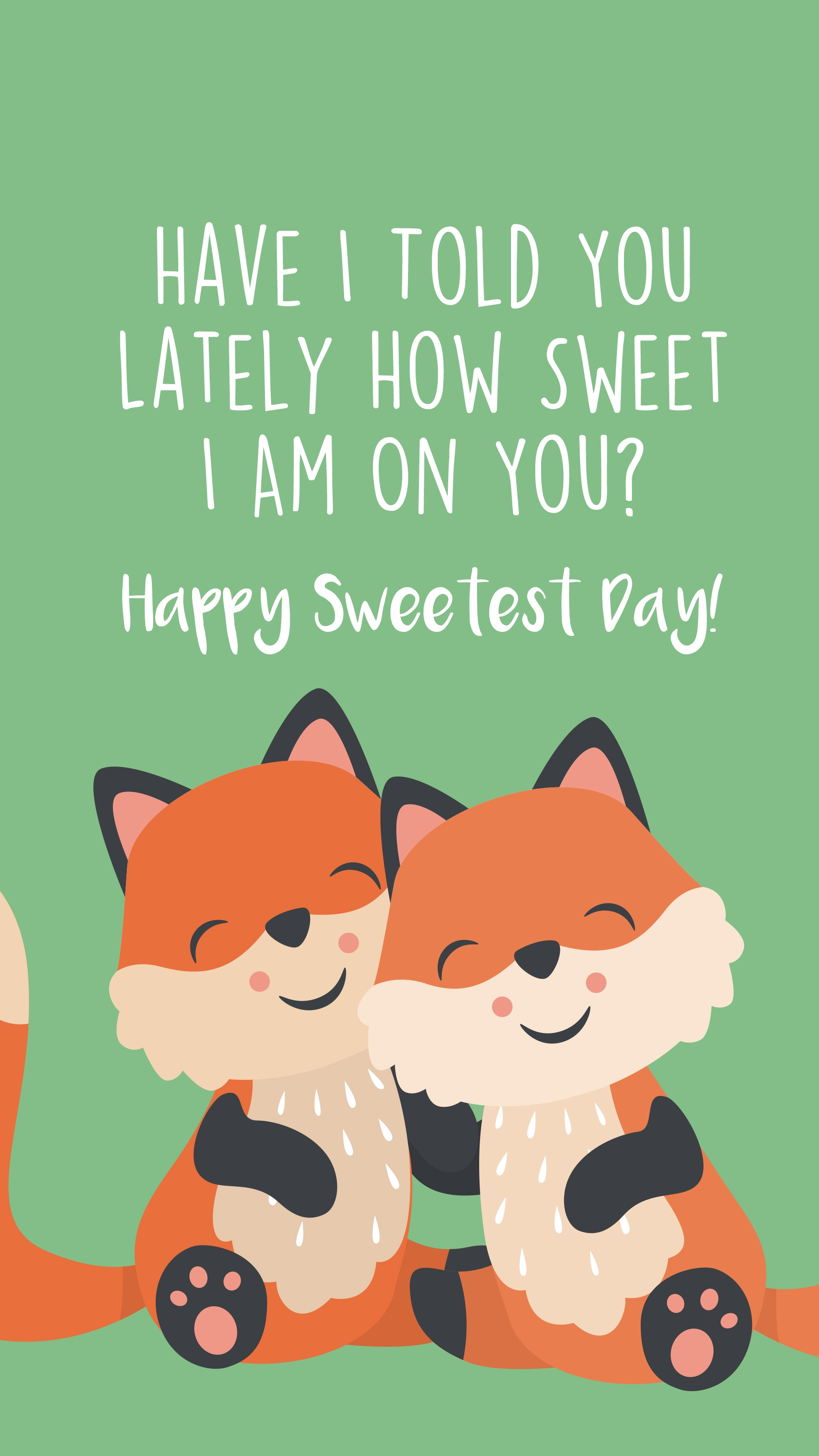 Sweetest Day 3