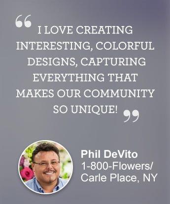 Local Artisan Phil DeVito