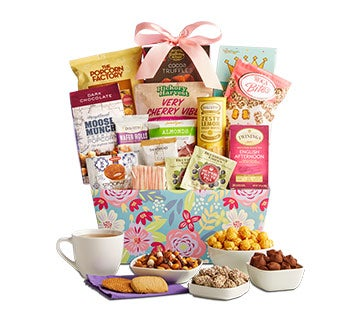 MOTHER'S DAY GIFT BASKETS & FOOD GIFTS