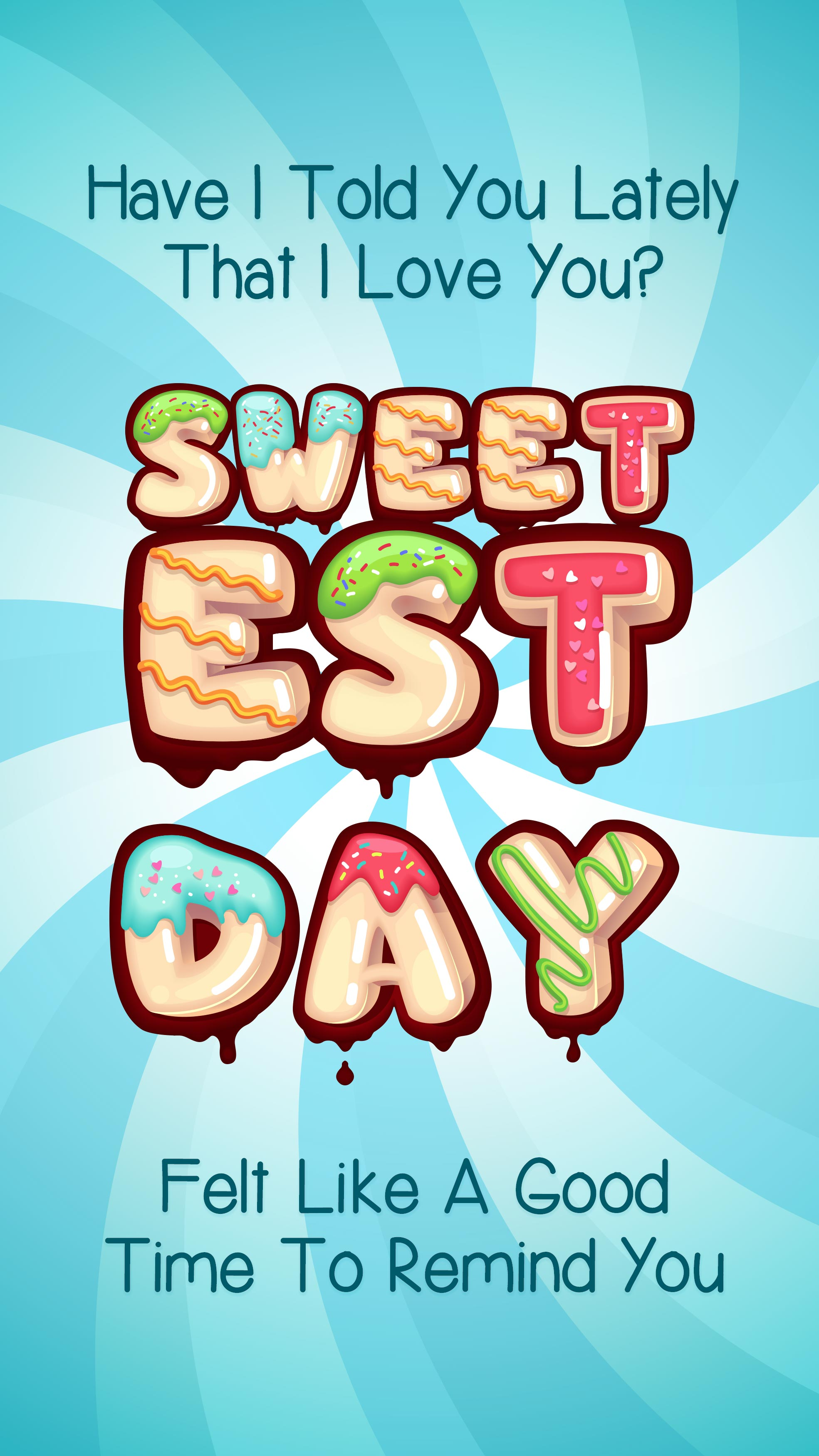 Sweetest Day 5