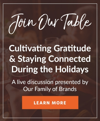 Join Our Table Virtual Event