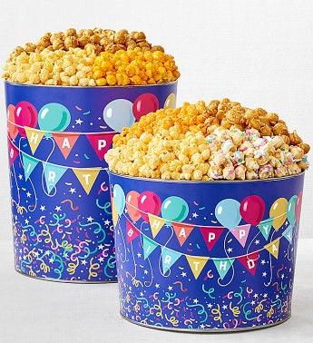 Popcorn & Snacks