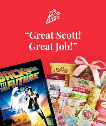 Great Scott! Great Job