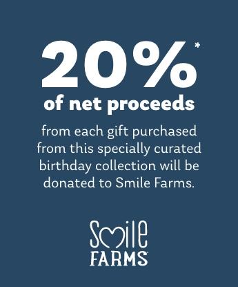 20% of Net Proceeds