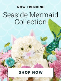 Seaside Mermaid Collection