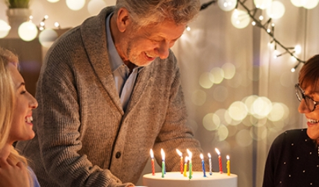 How to Celebrate Milestone Birthdays