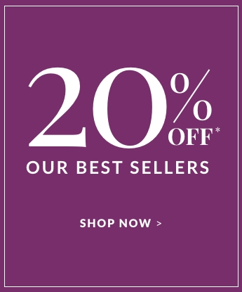 Save 20% on Best Sellers