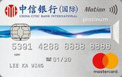 CNCBI Motion Credit Card