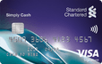 Standard Chartered Simply Cash Visa Card