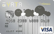 一田Visa卡