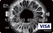 CCB (Asia) eye Credit Card