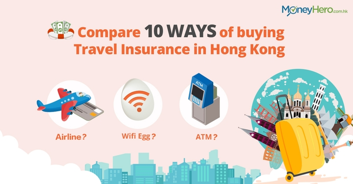 Compare 10 ways of buying travel insurance in Asia