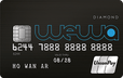 WeWa Unionpay Diamond Card