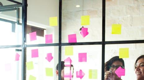 Atelier lors d'une formation interculturelle sur la communicaiton en entreprise