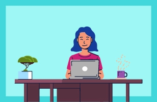 4 Benefits of Virtual Care for Self-Employed and Gig Workers image